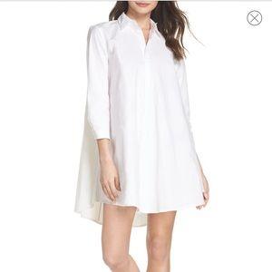 NWT BB Dakota Colt Poplin Shirt Dress